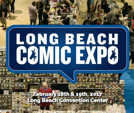 The Sketchy Bug Group will be at Long Beach Comic Expo 2017