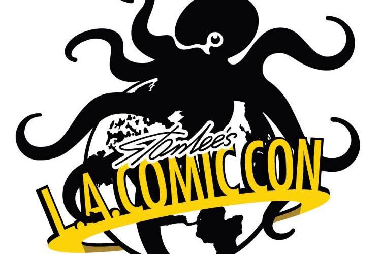 The Sketchy Bug Group will be at Stan Lee's Los Angeles Comic Con 2017